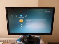 Playstation 3 slim/ games/ Sumsung led tv
