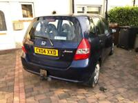 Honda Jazz 2004 - NO MOT