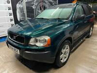 2004 VOLVO XC90 T6 2.9 PETEOL AUTOMATIC 4X4 AWD TOW BAR 7 SEATER