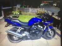 YAMAHA FAZER FZS600 in Excellent condition