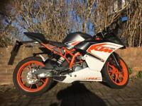 Immaculate KTM RC 125