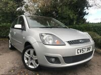 2007 (57) Ford Fiesta 1.25 Zetec Climate 30,000 MILES FROM NEW 5 DOOR EXCELLENT CONDITION 2 OWNERS