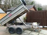 Conway tipper trailer