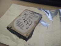 """2.5"""" Seagate SATA-HDD with 500GB, 7200RPM"""