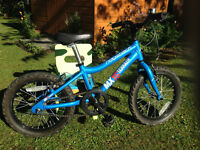 "VGC - Ridgeback MX16 Terrain - kids 16"" wheel bike"