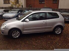 VW POLO 1.4 TDI 2007, CHEAP TAX , ECONOMIC CAR
