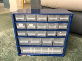 Small Racco Hobby Cabinet – Collect Only