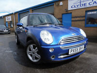 2005 (55) Mini One 1.6 - 3dr Hatchback with January 2018 MOT + Very Good Service History