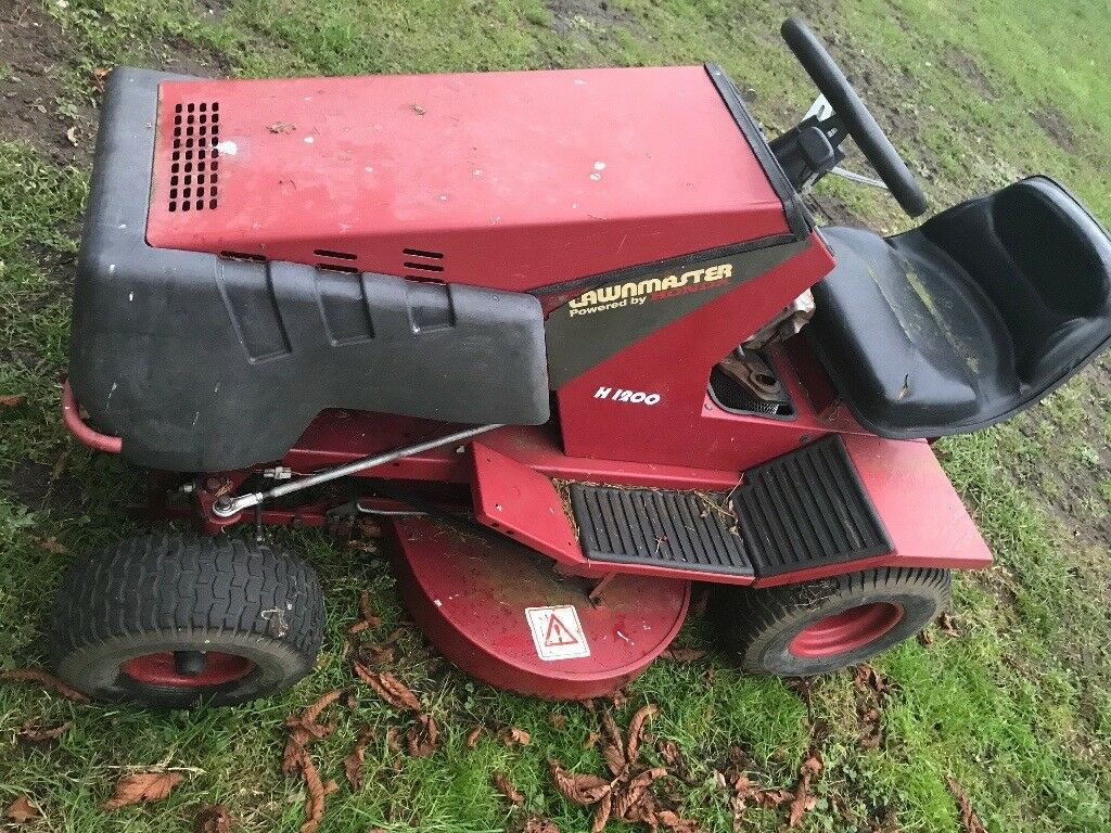 Ride on lawnmower, lawn master by Westwood ' good deck ' | in Kings Lynn,  Norfolk | Gumtree