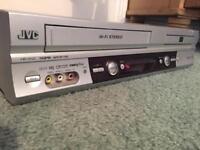 JVC DVD & video player