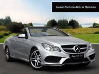 Mercedes-Benz E Class E220 BLUETEC AMG LINE (silver) 2015-03-26