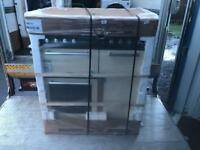 Leisure cream brand new range cooker oven