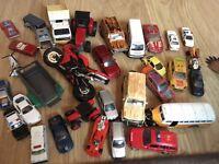 Toy cars mixed box