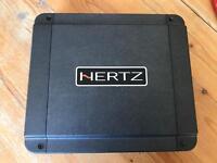 Hertz HCP 4d Amp