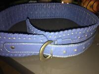 Women's Blue belt size S/M