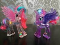 5 my little pony water ponies including 2 rare ones