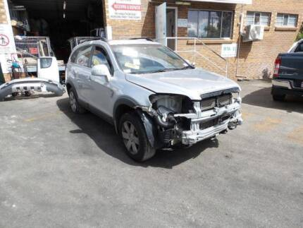 2010 Holden Captiva Wagon 4WD-Now wrecking most parts available Brisbane City Brisbane North West Preview