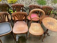 Selection of chairs - Free to collect