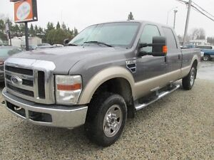 2009 Ford Super Duty F-250 SRW XLT CREW 4X4