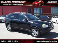 2007 Volvo XC90 V8 AWD/NAVI/H.REST DVD/3RD ROW/LEATHER/ROOF