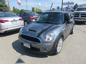 2008 Mini Cooper Hardtop S-4 New Speed Rated Tires