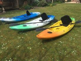 Perception Sundance Kayak   in Dorchester, Dorset   Gumtree