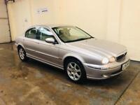 Jaguar x type 2.1 v6 in immaculate condition 1 owner full service history mot till September