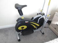 WE-R sports Elliptical trainer