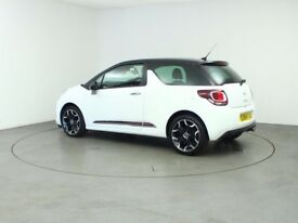 CITROEN DS3 E-HDI DSTYLE PLUS (white) 2014
