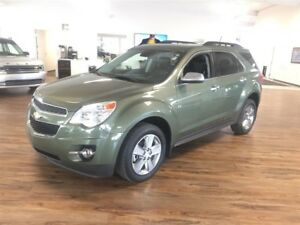 2015 Chevrolet Equinox LT 2LT AWD 2.4L, Leather, Bluetooth