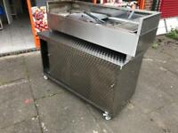 BBQ grill mangal grill charcoal grill commercial catering kitchen equipment restaurant takeaway