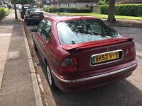 Rover 45 2002 diesel