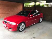 BMW 325 m sport ci