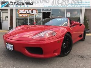 2003 Ferrari 360 Spider -
