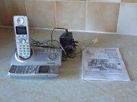 Panasonic Digital Cordless Phone and Answering Machine