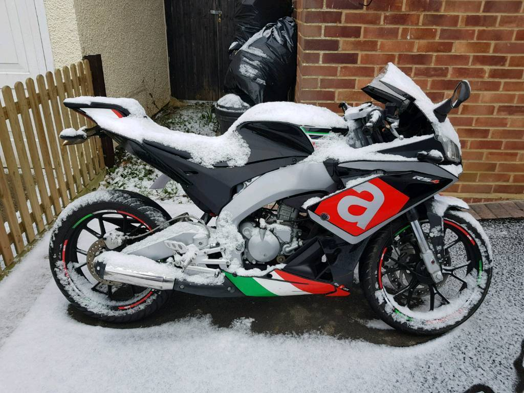 aprilia rs4 50 50cc learner legal for 16 year old in woodford green london gumtree. Black Bedroom Furniture Sets. Home Design Ideas