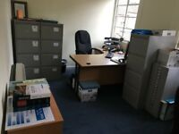 Office space in Norwich City Center to rent