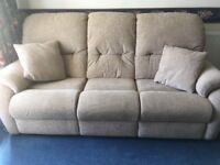 3 seater G Plan sofa
