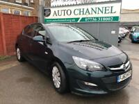 Vauxhall Astra 1.7 CDTi ecoFLEX 16v Exclusiv 5dr (start/stop)£5,395 . FREE WARRANTY. NEW MOT