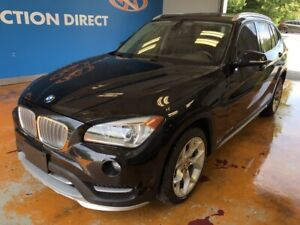 2015 BMW X1 xDrive35i HUGE PANO SUNROOF! AWD! LEATHER!