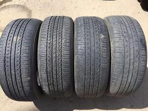 4 Toyo Open Country - 245/55/19 - 60% - $100 For All 4
