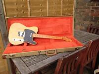 Fender 52 reissue telecaster 1997