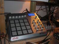 Akai MPD24 usb/midi pad controller