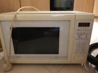 Hot Point Microwave FREE