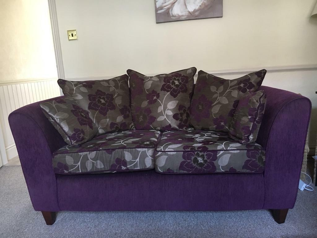 Small two and three seater sofas