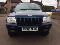 Jeep Grand Cherokee LTD 3.2 TD Diesel Auto Automatic 4x4