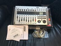 Zoom R24 24 track recorder, drum machine, sampler, DAW controller and audio interface