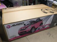 Brand New * 6V Mini Cooper S Coupe * Toy electric car pink