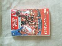 Arsenal DVD The Untouchables season 2003-2004.DVD