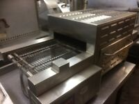 Conveyor Pizza Oven 31 cm(12.4 Inch) Wide Belt Made By MIRROR ,Genuine Bargain 3 Phase Electric £650